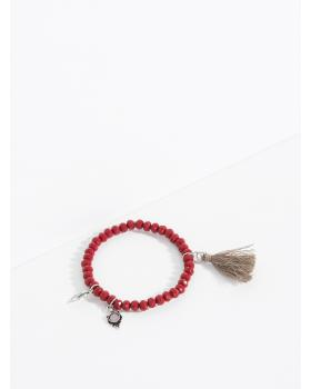 Red Folk Bracelet 1371162HMU 1371162_HMU