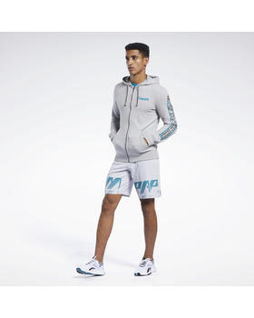 Худи Reebok CrossFit® Full-Zip FJ5299