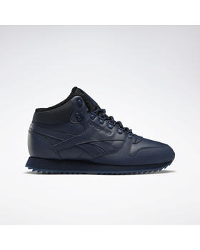 Кроссовки Reebok Classic Leather Mid Ripple FU9130